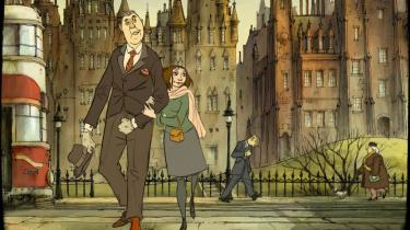 Sylvain Chomets 'Illusionisten' er en billedsmukt illustreret animationsfilm