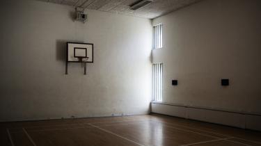 Kronen er en døgninstitution med både særligt sikrede og åbne afdelinger for kriminelle unge mellem 12 og 17 år. Her sad Mathias i varetægt i fire uger.