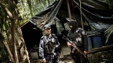 En tragisk blanding af social elendighed, straffrihed og korruption har på ganske få år gjort det nordlige Centralamerika til narkotrafikanternes nye territorium – og verdens farligste region