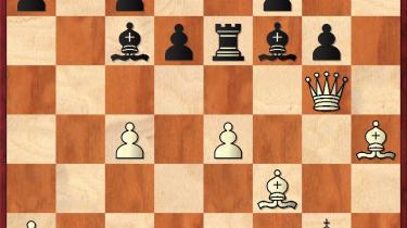 Spændende skak-DM i Odense, hvor Allan Stig måtte kæmpe hårdt for sejren
