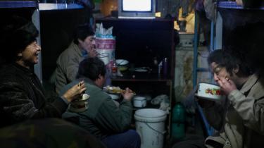 Kinas migrantarbejdere har trange kår, men levevilkårene bliver hele tiden bedre, så oprørstrangen er ikke stor.