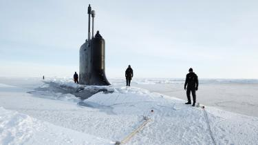 Når Danmark vil gøre krav om, at Nordpolen bliver dansk, er det blandt andet, fordi de andre lande vil stille samme krav, lyder det fra udenrigsminister Lene Espersen.