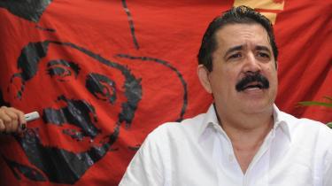 Manuel Zelaya, der blev afsat som præsident i Honduras for to år siden har meddelt, at han vil forsøge at skabe en ny venstrefløj i Honduras.