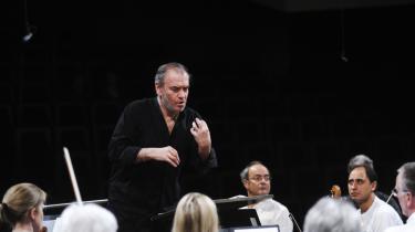 Ved Mahlerfestivalen i Leipzig var den største oplevelse ubetinget London Symfonikerne og deres russiske chef, Valerij Gergjev (billedet). For hos dem og gennem ham hørte man Mahler med en elektrificerende intensitet og et radarsyn, som Mahler måske selv på podiet for over langt 100 år siden hypnotiserede musikerne med.
