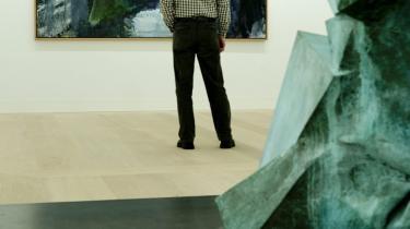 Udvidet. Holger Reenberg, der er museumsdirektør på HEART i Herning, anbefaler, at man slår et smut forbi Holstebro Kunstmuseum, som i slutningen af februar indviede Færchfløjen, der en 1.200 kvadrat-meter stor udvidelse til særudstillinger finansieret af Færchfonden.
