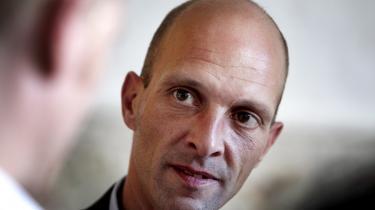 Per Ørum Jørgensen afviser blankt, at han har 'solgt sig for billigt' i forbindelse med grænsekontrolaftalen.