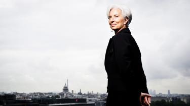 Frankrigs hidtidige finansminister, Christine Lagarde, blev tirsdag valgt til posten som direktør for Den Internationale Va°©lutafond (IMF).