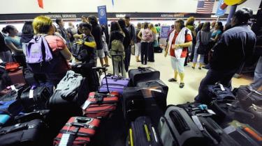Prøvelserne ved moderne flyrejser er mangfoldige men meditation kan være et probat modmiddel