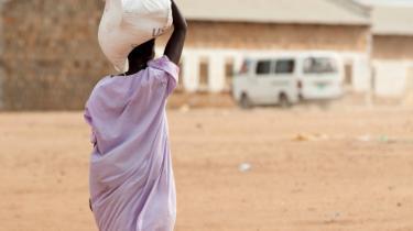 Sudan bliver i dag delt i to nye nationer, og i Danmark ønsker vi tillykke ved at eftergive gæld. I hvert fald i teorien.