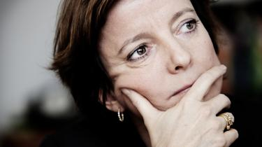 Skinministre. Igennem de seneste 10 år har socialministerposten været besat af ukendte kvinder uden gennemslagskraft som eksempelvis Karen Ellemann, mener professor Ove Kaj Pedersen.