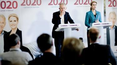 Villy Søvndal (SF) og Helle Thorning-Schmidt (S) har skiftet kurs angående satspuljemidlerne. I 2008 vedtog S, at puljerne ikke var socialdemokratisk politik, og SF går nu også ind for dem.