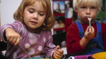 Jeg ønsker at belyse barnelivet, ikke at gavne hverken regeringen, BUPL eller andre