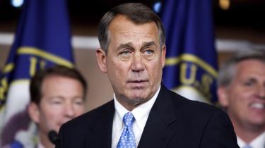 John Boehners republikanske partifæller var parat til at drive forbundsregeringen ud i konkurs og dermed kaste USA ud i en krise af katastrofale dimensioner.