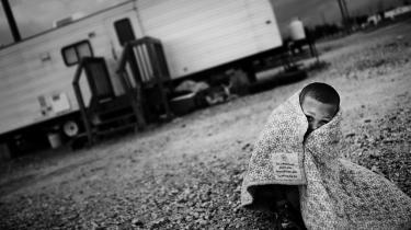 Orkanen Katrina ramte Louisiana — og nogle af USA's fattigste — i 2005. Adskillige bor stadig i campingvogne, fordi de ikke har haft mulighed for at vende hjem.