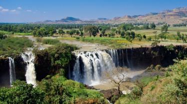 Selvom Eritrea viser sig at være mindre ramt end nabolandene, er der stadig hårdt brug for hjælp i området.