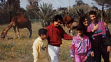 Gaddafis familiealbum
