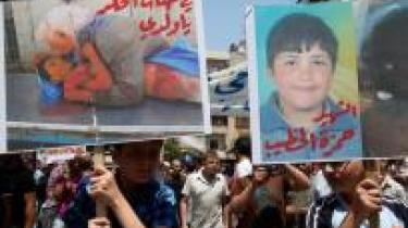 Systematisk tortur i Syrien