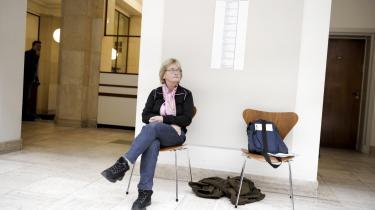 Dansk Folkepartis leder, Pia Kjærsgaard, afgiver sin stemme til folketingsvalget på Gentofte Rådhus. Den internationale presse har de seneste dage glædet sig over, at hendes parti nu ser ud til at miste indflydelse.