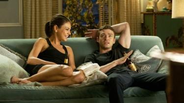 'Bollevenner' er nuttet som Timberlakes krøller og blød som Kunis' store øjne