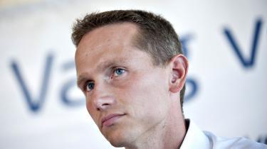 Kristian Jensen fastholder, at håndsrækningen til de radikale er et godt tilbud