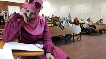 Libyens højeste uddannelsesinstitution var indrettet på at styrke Gaddafis regime – nu forsøger den i al hast at sadle om til mere normale akademiske aktiviteter