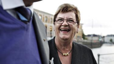 Den største af Fælleslistens 'stemmeslugere' var Esther Jakobsen fra Thyholm, der opnåede 861 personlige stemmer. Hun erkender blankt sin dybe skuffelse over resultatet &#8212 som hun især tilskriver listens manglende muligheder for at overdøve de andre partier.