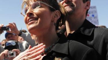 Sarah Palin stiller ikke op til præsidentvalget – i denne omgang.