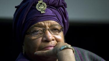 Den siddende præsident, Ellen Johnson-Sirleaf, der fylder 73 år i denne måned, håber på genvalg ved dagens valg i Liberia. Hun blev i sidste uge tildelt Nobels Fredspris, hvilket kritiske røster kalder utidig politisk indblanding i landets politik.