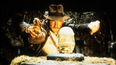 Inspiration. Det var Indiana Jones, der fik Informations filmredaktør til at læse klassisk arkæologi på universitetet for 20 år siden, men han fandt hurtigt ud af, at der ikke var meget Indiana Jones over det, så han kastede sig i stedet over filmens verden.