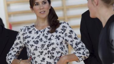Kronprinsesse Mary forlanger overmenneskelige kvalifikationer af sin kommunikationschef – men hun vil ikke betale.