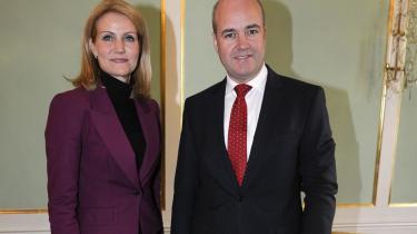 En alliance mellem Danmark, Storbritannien og andre ikke-euro-lande skal skabe modvægt til, at landene i eurozonen knytter bånd ved de kommende dages møder. Danske politikere er skeptiske