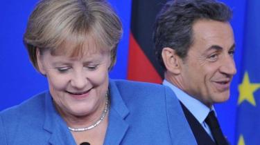 Ingen tror længere på Berlusconi-regeringens vilje og evne til at gennemføre reformer i Italien. Krisen har nu tvunget EU-partnerne til at holde op med at gøre gode miner til slet spil