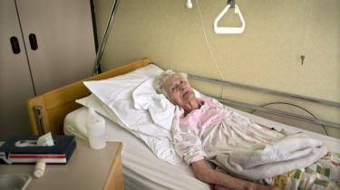 Den 93-årige belgiske Amelie Van Esbeen gik i sultestrejke i sin seng på plejehjemmet i Merksem i 2009, fordi hun blev nægtet retten til at få hjælp til at dø, selv om hun var plaget af smerter og mæt af dage. I dag er aktiv dødshjælp gjort lovlig i Belgien som et af de få lande i verden.