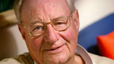 Idealistisk, pragmatisk  S-minister blev 89 år