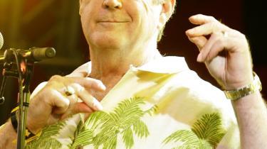 Brian Wilson har med   45 års forsinkelse fået færdiggjort sit hovedværk.