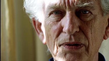 Professor Aage Henriksen var en eminent lærer og en karismatisk åndelig vejleder.