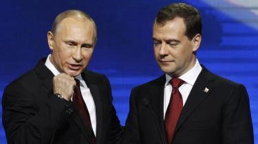 Stort set alle i Rusland er enige om, at Putin vinder præsidentvalget til marts.