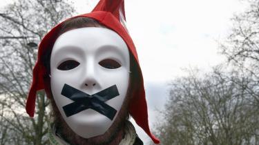 Symbol. Occupy-aktivisterne får snart noget om ørerne: Den frygiske hue, der mange steder har været et frihedssymbol.