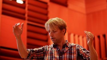 Året bragte også skiftedage i de københavnske førerbunkere. Blandt andet har DR Vokal-ensemblet omsider fået en chefdirigent i form af svenskeren Olof Boman.