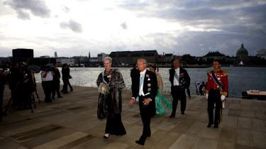 Selv royalister måtte erkende, at det var en både tam og fejlfyldt nytårstale, Dronning Margrethe leverede i år. Men derfor kan den godt være 'fantastisk' alligevel i dansk nationalretorik.
