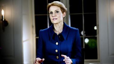 Stil. Statsminister Helle Thorning-Schmidt er en stor taler, som ikke selv har noget at sige – det er ikke bare et personligt træk, men en refleksion af en udvikling fra politik til administration.