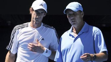 Elev og lærer. Ivan Lendl tabte selv fire grand slam-finaler, før han i 1984 sejrede over John McEnroe i fem sæt i Paris. Nu skal han forbedre Andy Murrays chancer for at vinde et trofæ.