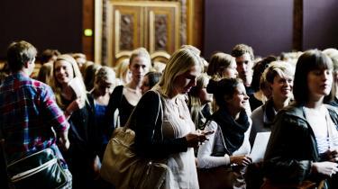 Hurtigere færdiggørelse for de studerende og bedre kvalitet i uddannelserne er nogle af de mål, videnskabsminister Morten Østergaard har indledt forhandlinger med universiteterne om.