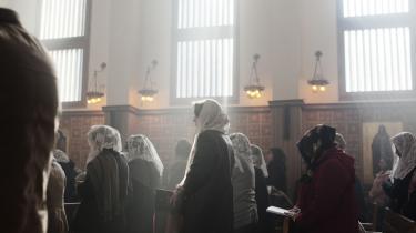 De kristne koptere er ikke bekymret over, at Det Muslimske Broderskabet har vundet valget i Egypten.