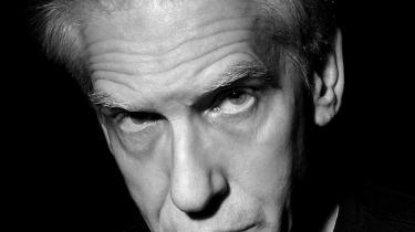 Den grænseoverskridende og udfordrende instruktør David Cronenberg er kommet på museum. På en måde