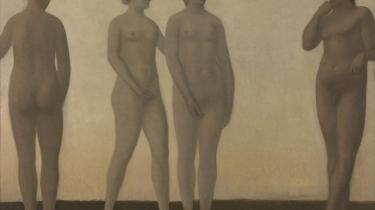 Statens Museum for Kunsts store udstilling 'Hammershøi og Europa' viser en enestående samling af Hammershøis værker, men fejler totalt i selve grundpræmissen om at vise kunstnerens forbindelser med en række samtidige