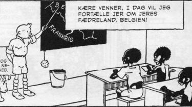 Originalen: 'Tintin i Congo', måske verdens mest kontroversielle tegneserie, udkommer nu på dansk i en version, der ligger så tæt som muligt op ad den originale, som den så ud i 1930'erne