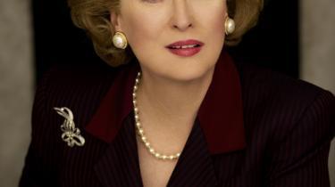 Frygt. Hos Margaret Thatchers partifæller og støtter er det portrættet af hende i filmen 'Jernladyen' som forvirret og syg, der især har fået sindene i kog. Hos venstrefløjen mener de, at filmen skaber unødig sympati for damen.