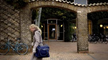 En personalesag fra Aarhus Universitet har skabt fornyet blæst om universitetsloven.