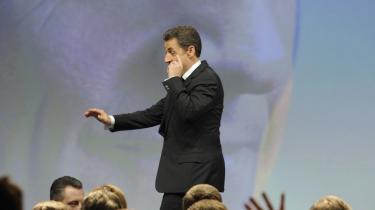 Sarkozys storladne massemøde i Marseille markerede hans tilbagevenden til det politiske melodrama og den verbale vold, som er så karakteristisk for hans valgkampsstil.